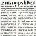 Les Affiches de Grenoble - avril 2014