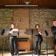 Quatuor Flûte enchantée - 06.03.2015 - Château de Montseveroux © AIDA