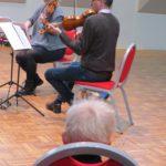 Duos de violons 5 nov 2014